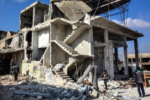 Американські військові завдали авіаудару по сирійській провінції Ідліб