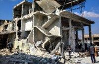 Американские военные нанесли авиаудар по сирийской провинции Идлиб