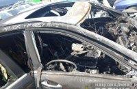 Водитель, попавший в ДТП, арестован за хранение гранаты, пистолета и патронов