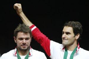 Вавринка на AusOpen повторил подвиг Федерера