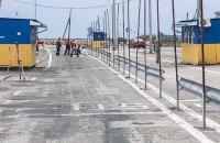 Херсонская ОГА начала строительство новых КПВВ на админгранице с Крымом