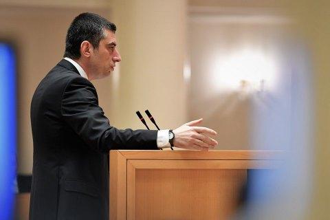 Премьером Грузии стал глава МВД Гахария
