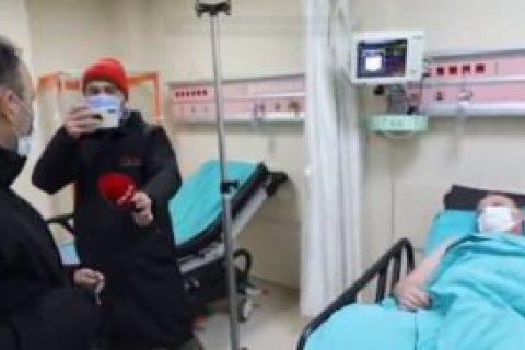 В МИД рассказали о состоянии спасенных с затонувшего судна украинцев