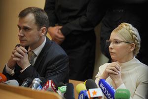 Тимошенко просит перенести заседание на месяц