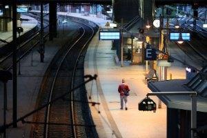 Через страйк машиністів у Німеччині скасували більшість поїздів