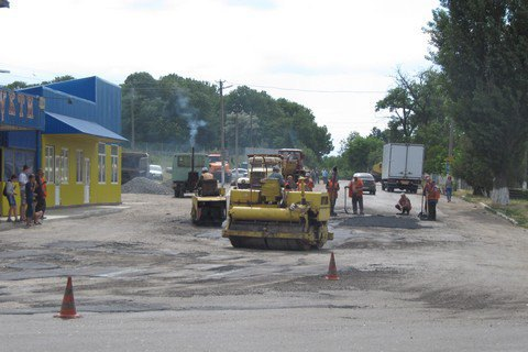 Кабмин дал старт ремонту дорог в Украине