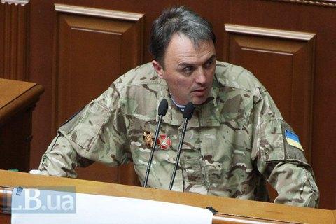 Нардеп от Народного фронта стал участником перестрелки в Луцке