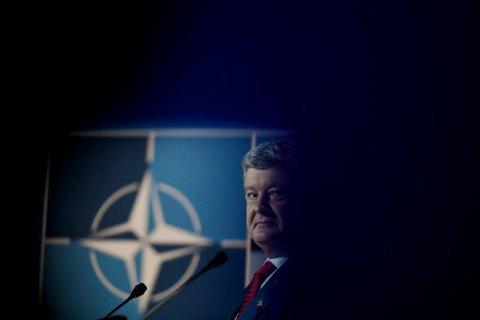Порошенко про підсумки саміту НАТО: двері до Альянсу для України відчинені