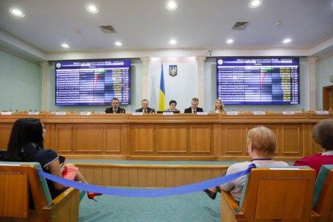 Второй тур выборов президента Украины назначен на 21 апреля