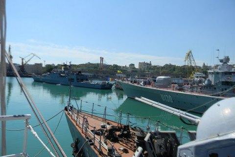 Корабли НАТО вышли из Одессы для продолжения учений Sea Breeze