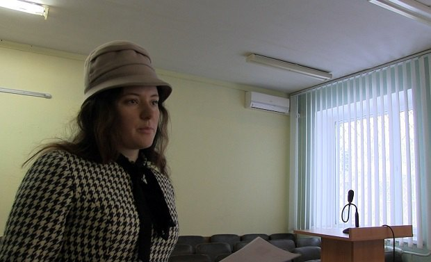 Адвокат Олена Сапожнікова