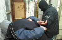 """СБУ затримала організаторів """"референдуму"""" в Донецькій області"""