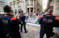 На референдуме о независимости Каталонии проголосовали около 3 млн граждан