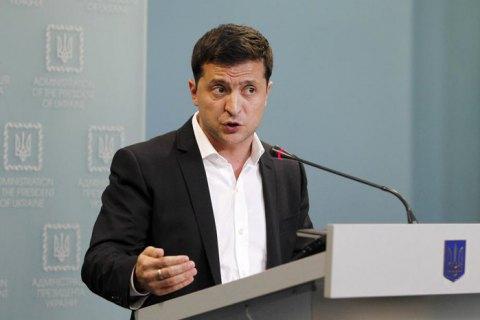 """Зеленский завтра целый день будет отвечать на вопросы журналистов на """"базаре"""" еды"""