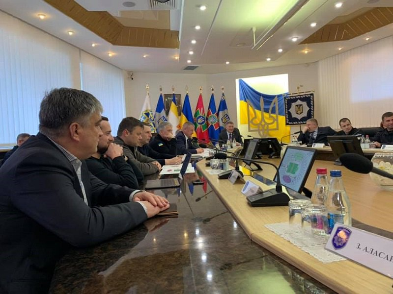 Представники штабу Володимира Зеленського