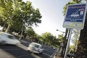 Максимальную скорость на дорогах Испании понизили до 90 км/ч