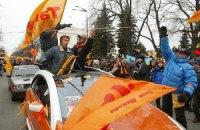 Милиция задержала российского фотографа на Майдане
