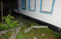 В селе под Марьинкой на территорию церкви бросили три гранаты