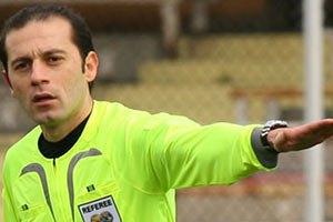ФИФА назначила турка и словенца судить матчи Украины и Франции