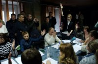 ЦИК не разрешила проблему с выборами в Мариуполе