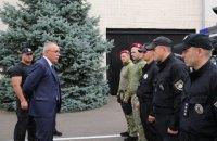 МВД развернет подразделения Нацгвардии в двух районах Одесской области