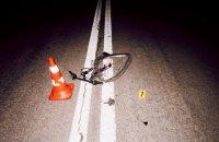 Водій під наркотиками збив на смерть велосипедиста поблизу Івано-Франківська