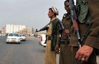 Бойовики намагаються взяти штурмом МВС Ємену