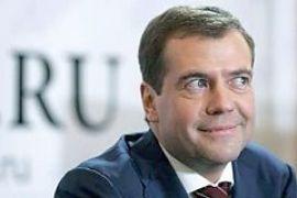 Медведев надеется, что Украине не будет больно