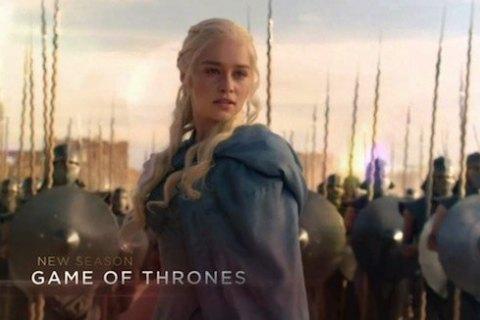 """Фанати опублікували три сцени із шостого сезону """"Гри престолів"""""""