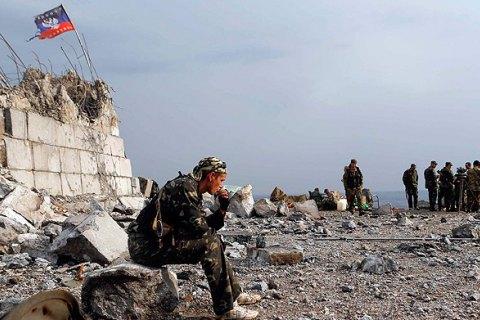 На Донбасі противник з гармати БМП-1 обстріляв сили ООС