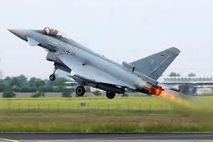 ВВС Германии берут под контроль небо над Исландией
