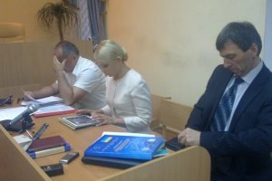 Суд не дал адвокатам Тимошенко времени