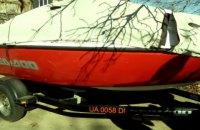 Исполнительная служба арестовала катера нардепа Винника