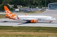 Суд Баришівки ухвалив заморозити ліцензію авіакомпанії SkyUp
