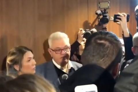 Полиция уже отпустила 12 задержанных на презентации Сивохо