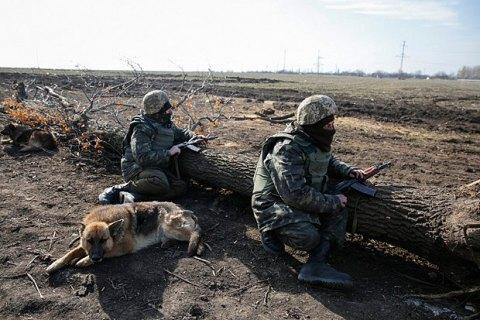 На Донбасі за день зафіксовано 4 обстріли, без утрат