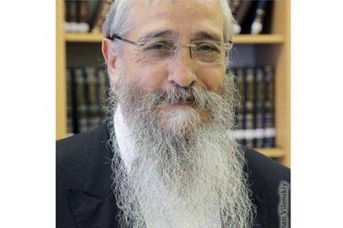 Рабин, якого жорстоко побили в Житомирі, помер в ізраїльській лікарні