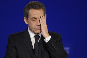 Саркозі пообідав із Путіним в Сочі