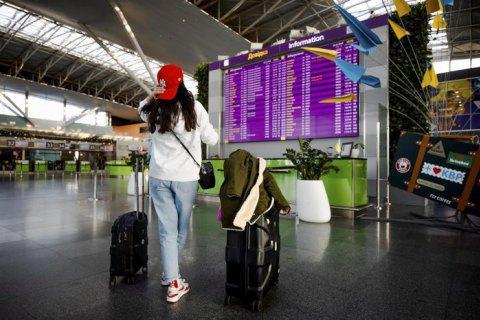 """У """"Борисполі"""" попередили про можливі зміни в розкладі рейсів через ожеледицю"""