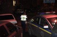 На Харківському шосе в Києві п'яний водій розбив п'ять припаркованих машин