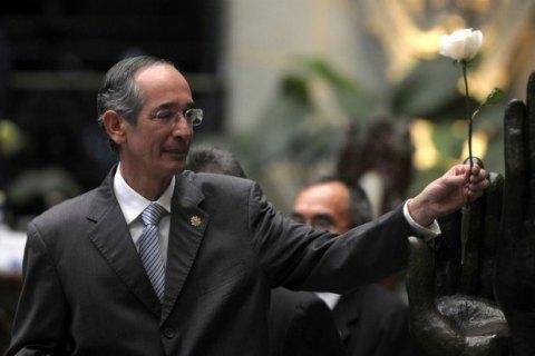 В Гватемале арестовали экс-президента и экс-министра финансов