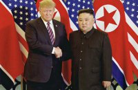 Кім Чен Ин висловив готовність провести третій саміт з Трампом