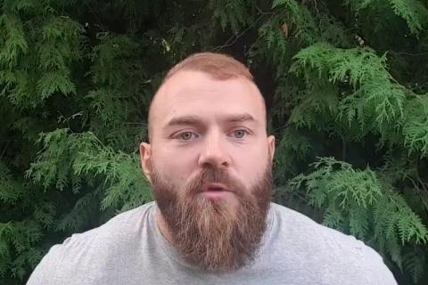 Співзасновнику Білоруського дому, керівника якого знайшли мертвим у Києві, заборонили в'їзд в Україну