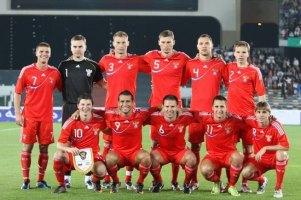 Росія обіграла збірну Португалії