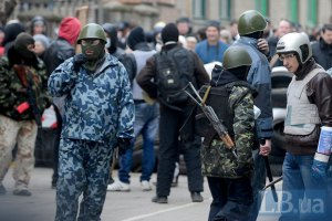 Сепаратистами на Востоке Украины управляет российская разведка, - Тымчук