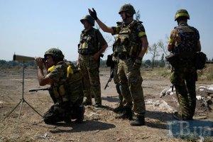 За ніч втрат серед українських військових немає