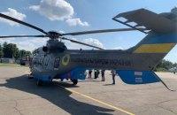 Авіація МВС отримала п'ятий за рік вертоліт за контрактом з французами
