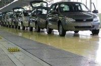 Автомобили ВАЗ стремительно теряют популярность в Украине