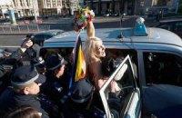Femen оштрафували на 1,5 тис. євро за акцію в Нотр-Дамі