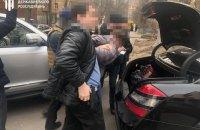 В Киеве задержали директора госпредприятия на взятке в 550 тыс. гривен (обновлено)